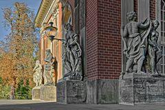 Neue Palais im Park Sanssouci  - Restaurierung -