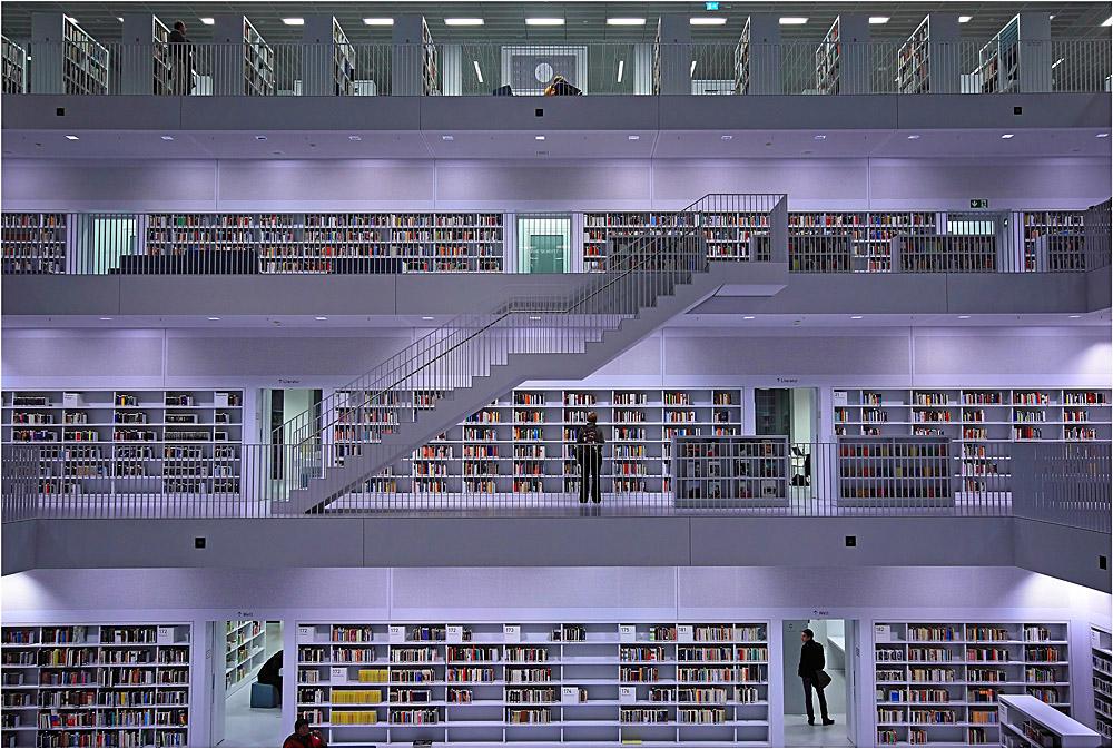 Neue Stadtbibliothek (XIV)