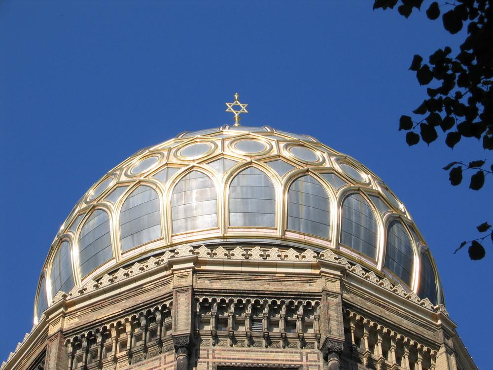 Neue Synagoge in Berlin....