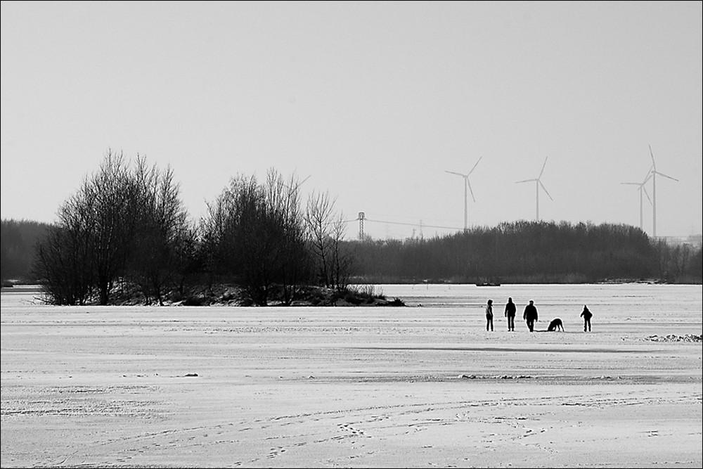 Neue Wege (Winterimpressionen 9)
