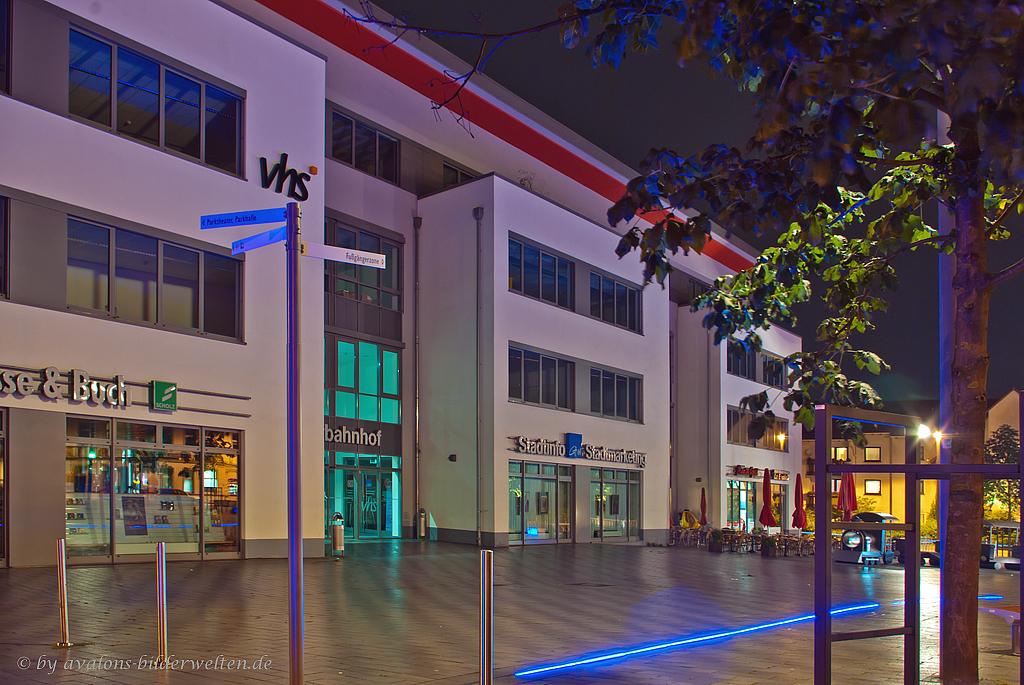 neuer Bahnhofskomplex Iserlohn