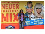 Neuer Fifty-Fifty-Mix