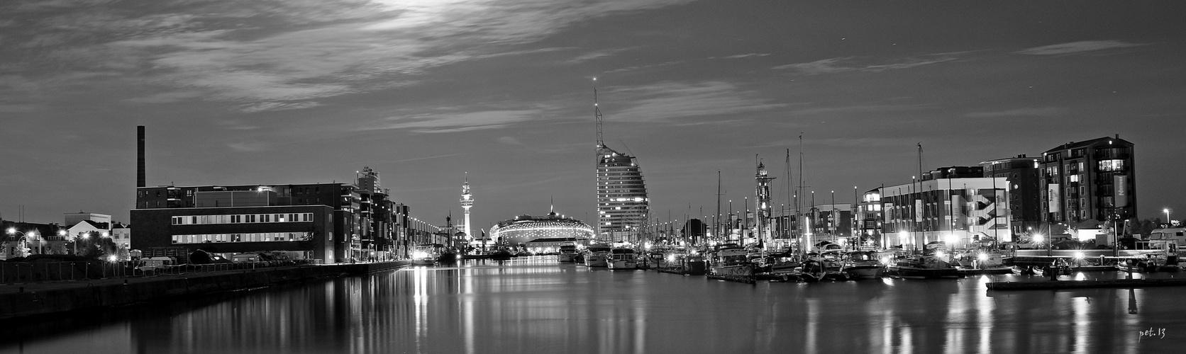 """""""Neuer Hafen"""", Bremerhaven"""