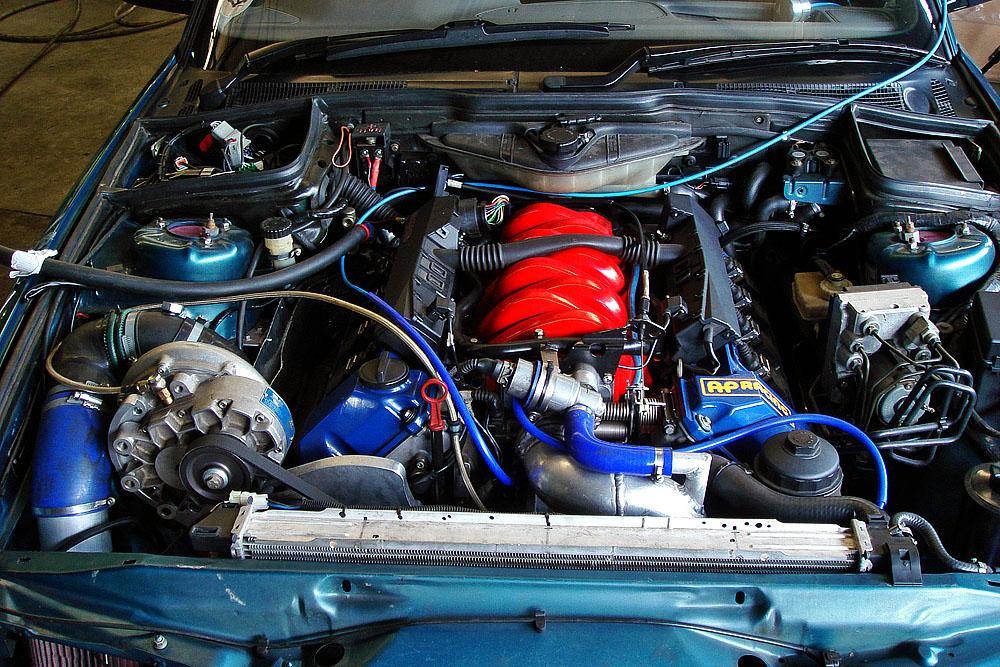 Neuer Motor 15