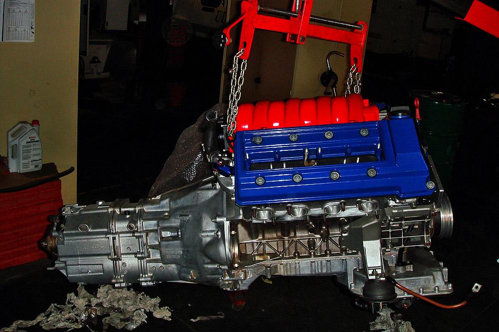 Neuer Motor 7