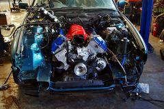 Neuer Motor 8