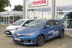 Neuer Toyota Auris 2015