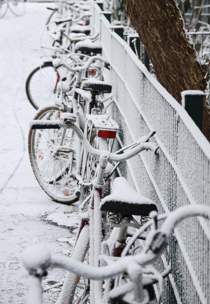 neuer Wintereinbruch