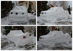 Neues Auto vor der Tür!
