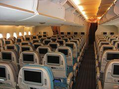Neues Fluggefühl im Doppelstock-Airbus