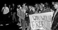 Neues Forum fordert Freie Wahlen