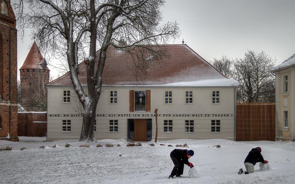Neues Gemeindezentrum der evangelischen Kirche Tangermünde