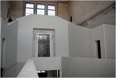 neues museum / ägytisches museum    treppenhalle