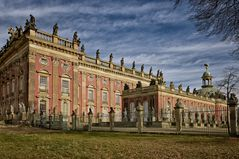 Neues Palais - Potsdam - 2020
