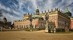 Neues Palais - Potsdam -