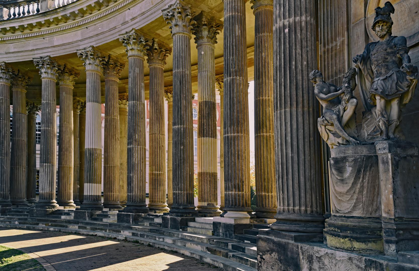 Neues Palaise Potsdam