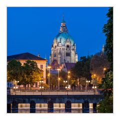 Neues Rathaus; Hannover