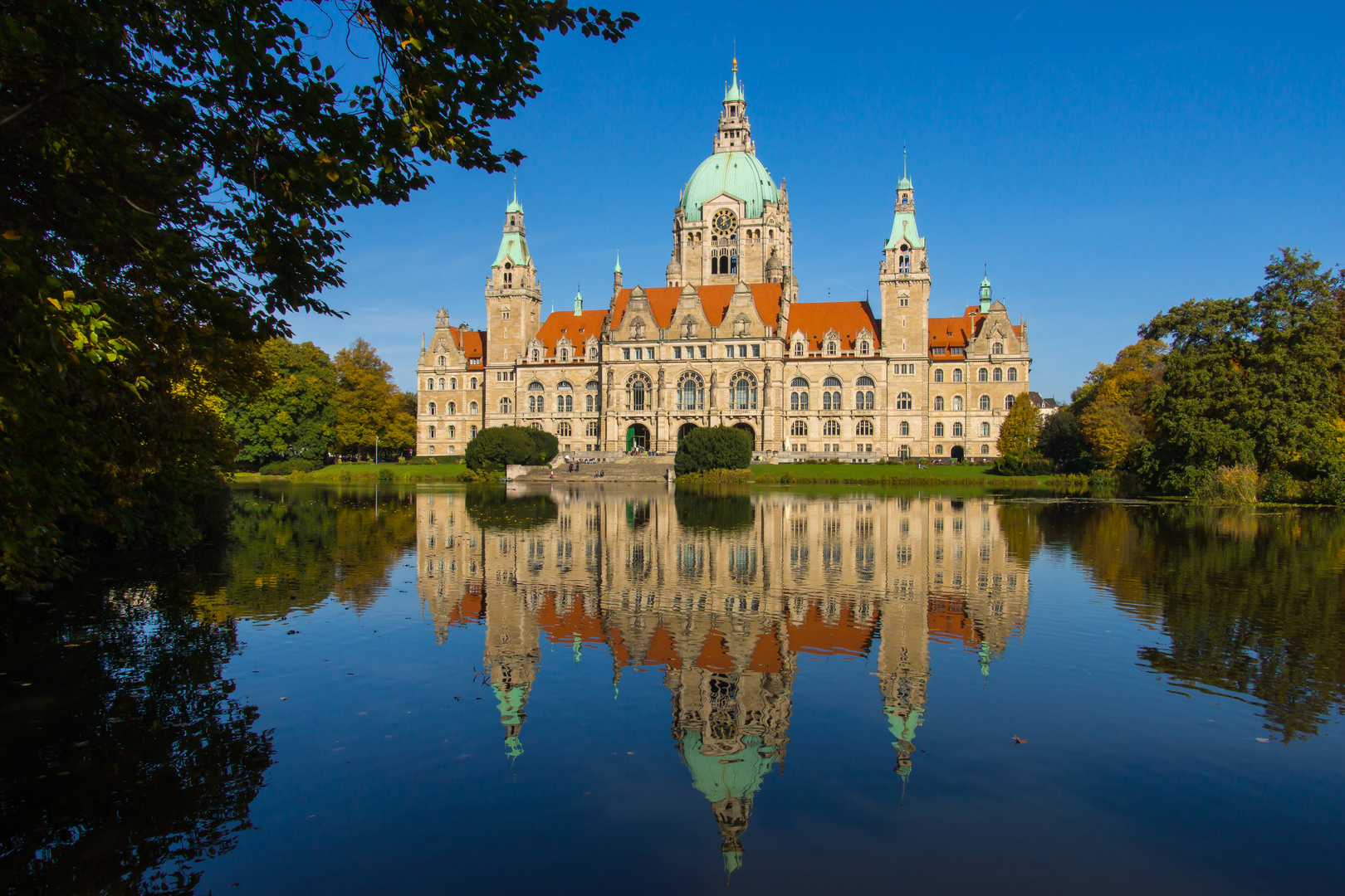 Neues Rathaus - Hannover