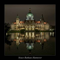 ** Neues Rathaus Hannover **
