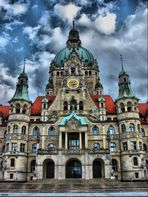 Neues Rathaus Hannover II