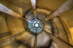 Neues Rathaus Hannover - Treppe 1