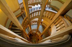 Neues Rathaus Hannover - Treppe 2