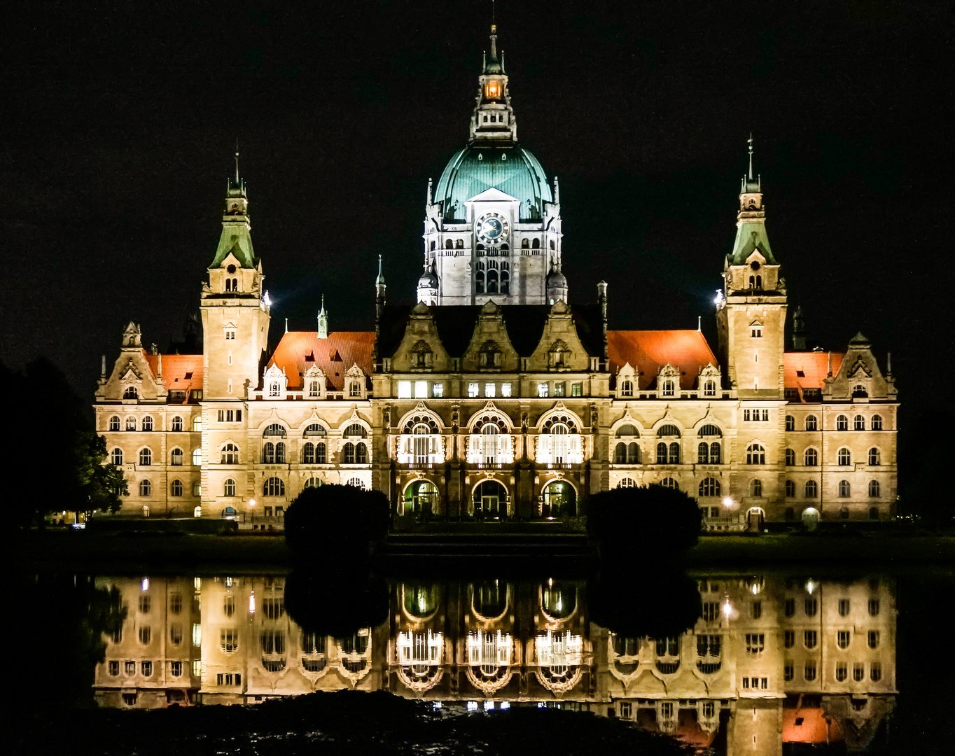 Neues Rathaus IV - Hannover