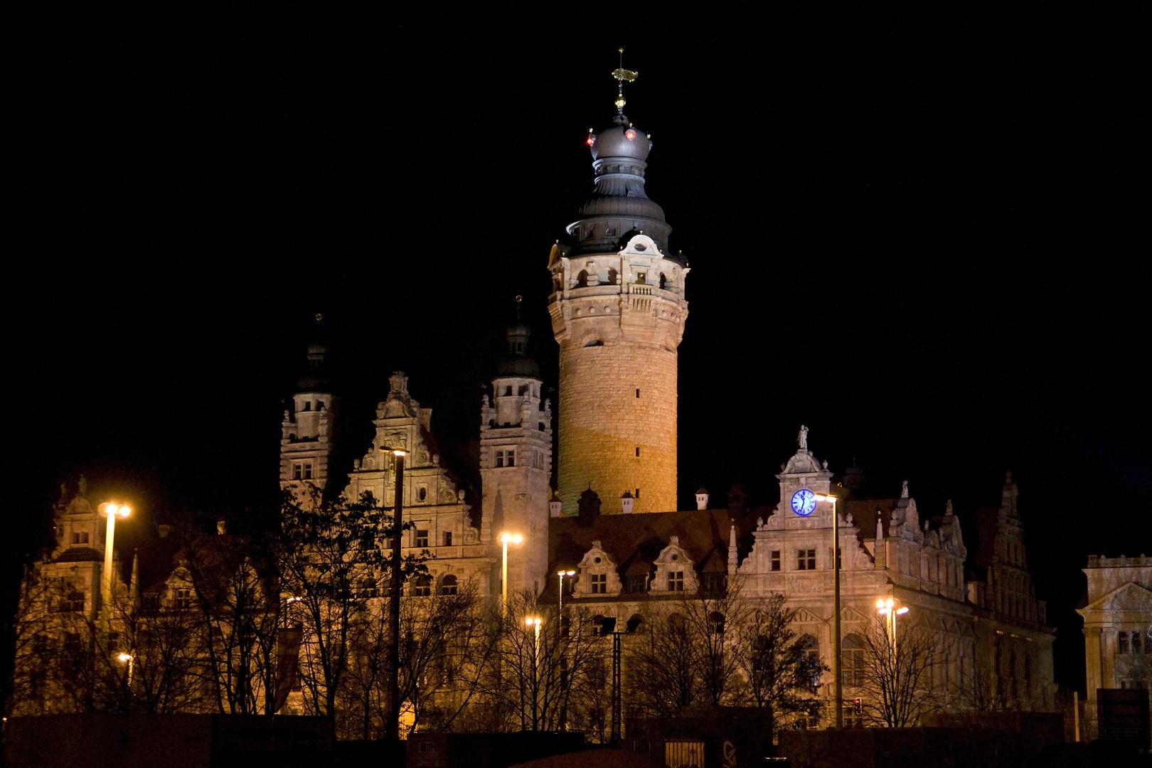 neues Rathaus LE