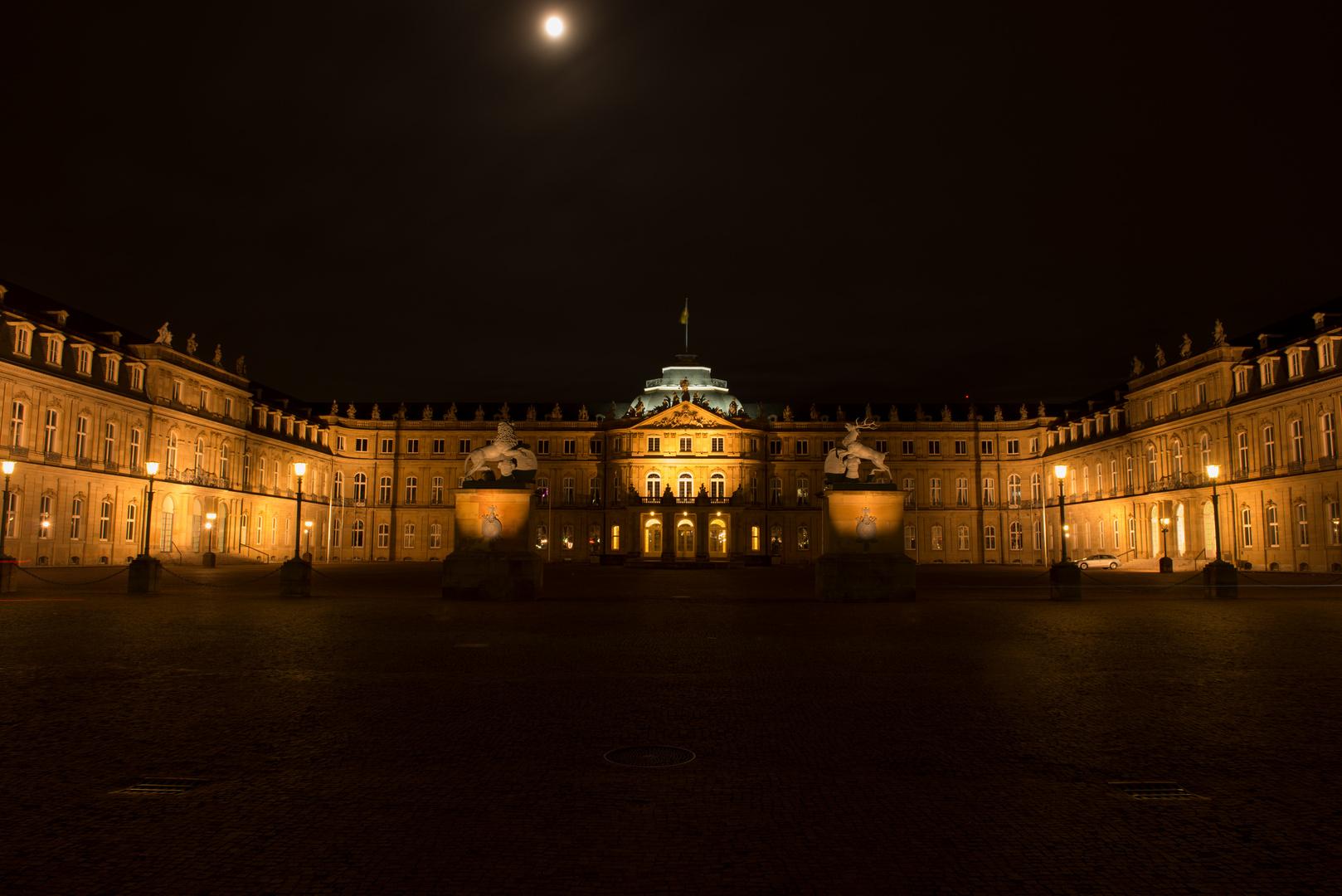 Neues Schloss Stuttgart 2