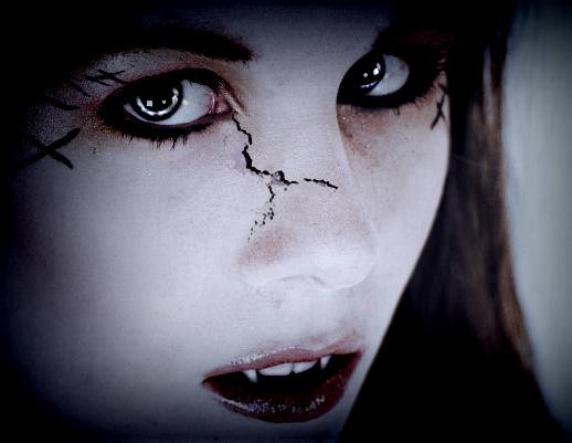 neues vom vampir foto & bild | fashion, make-up