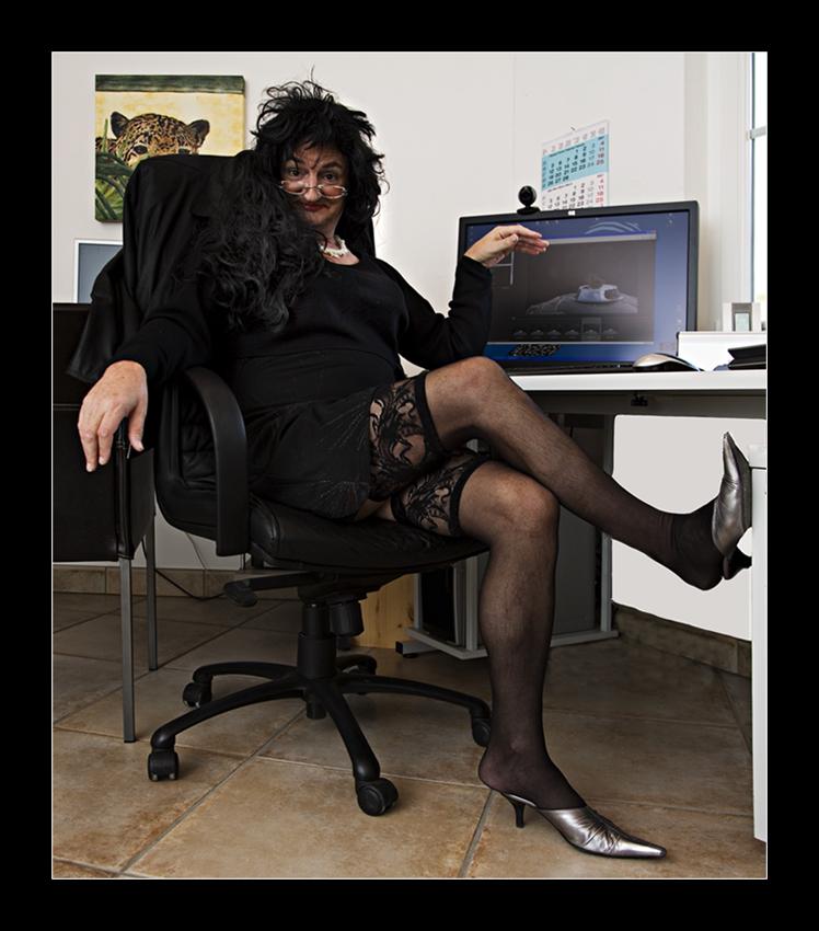 Neues von meiner Sekretärin . Foto & Bild