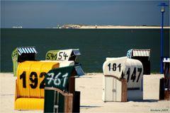 Neuharlingersiel - Strand