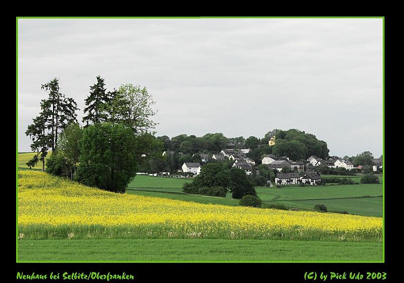 Neuhaus Oberfranken - (Bild und Text)