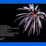 Neujahres Gruss 2010 an alle Freunde der FC......