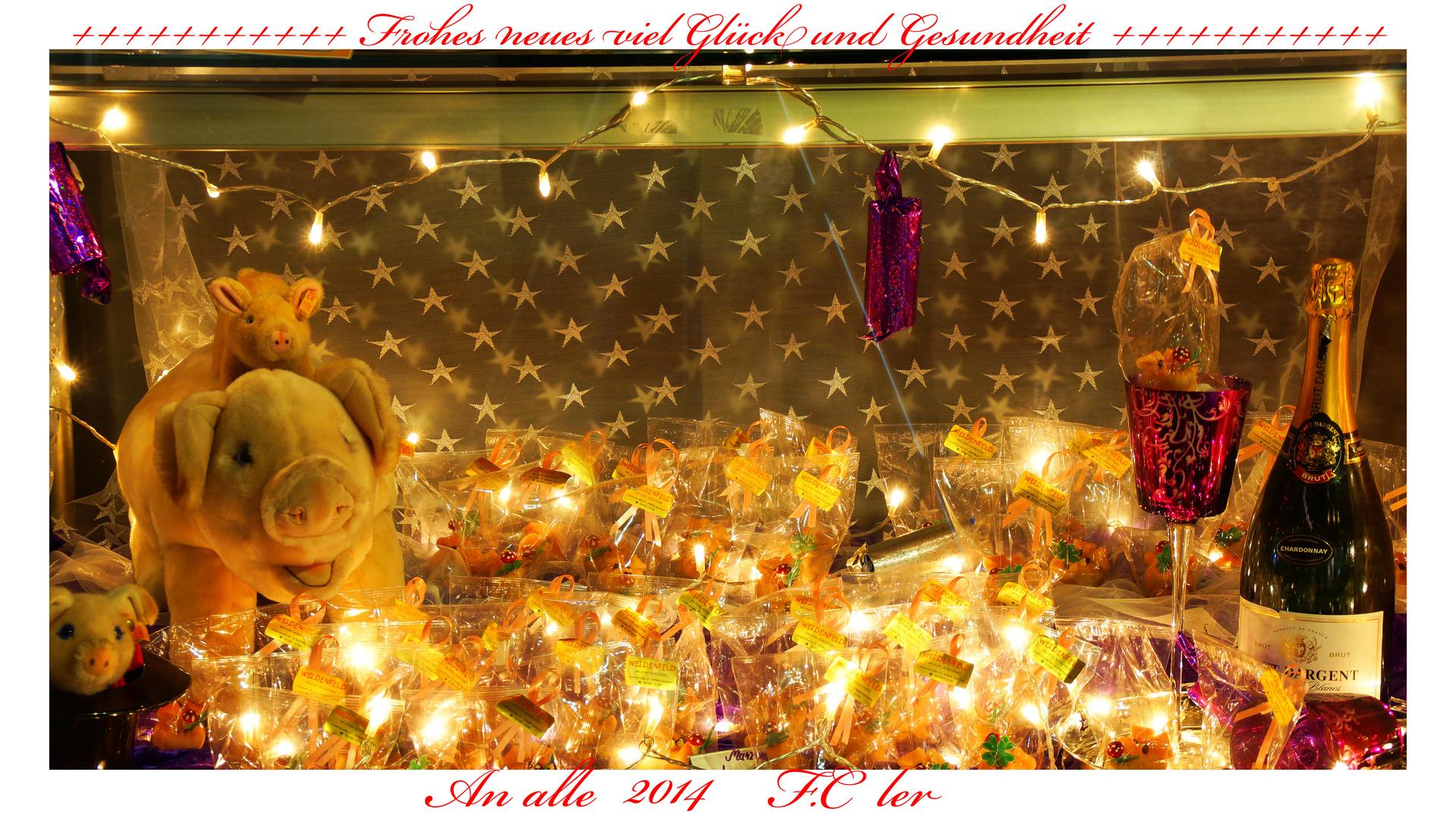 Neujahrs Grüße Foto & Bild | karten und kalender, neujahrswünsche ...