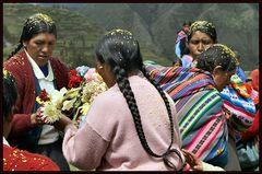 Neujahrsbrauch in Peru