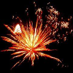 Neujahrsfeuerwerk 2020