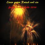 Neujahrsgrüße 2016