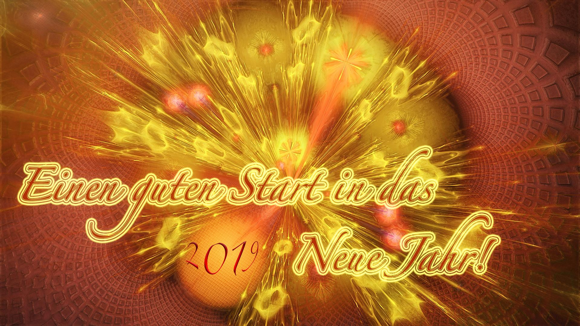 Neujahrsgrüße