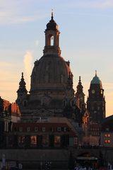 Neujahrsgrüße aus Dresden