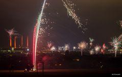 Neujahrsgruß aus Wolfsburg