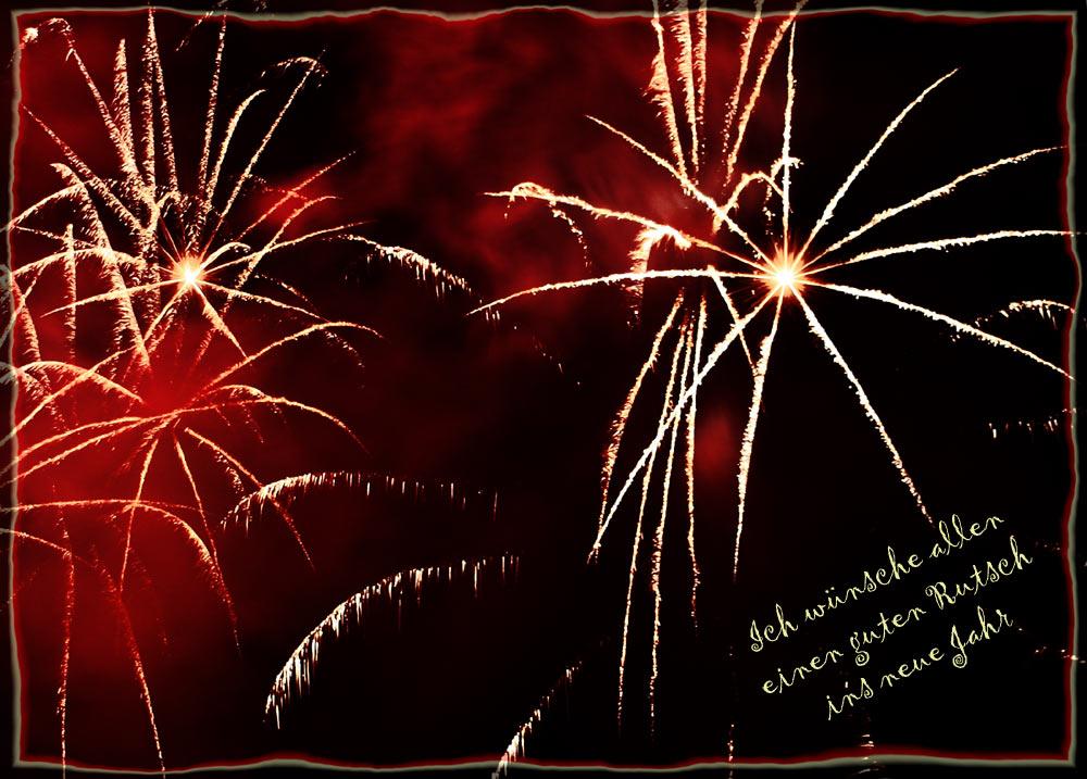 Neujahrsgruß... Foto & Bild | karten und kalender, neujahrswünsche ...