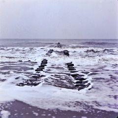 Neujahrsmorgen 2006 - Strand in Ahrenshoop