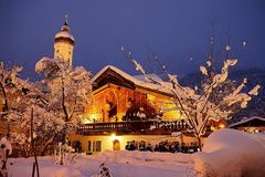 Neujahrssingen in Garmisch 2014