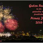 neujahrswünsche......