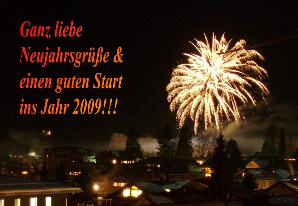 Neujahrswünsche Foto & Bild | gratulation und feiertage, wünsche ...