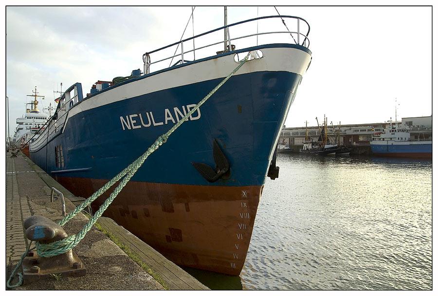 Neuland ....