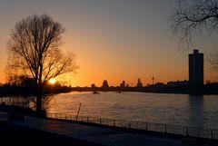 Neulich am Rhein ...