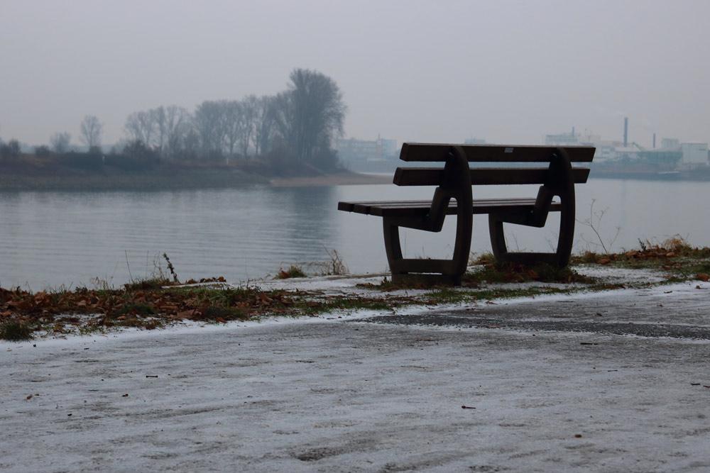 Neulich am Rhein....
