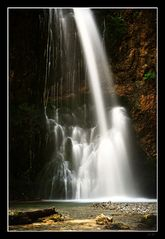 Neulich am Wasserfall